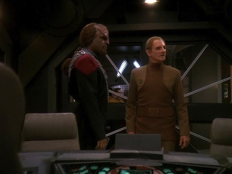 Star Trek: Deep Space Nine Rewatch on Tor.com: Crossfire