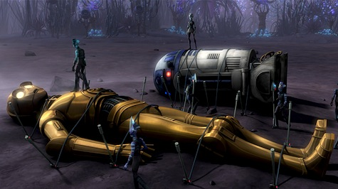 Star Wars: The Clone Wars, C-3PO, R2-D2