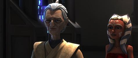 Star Wars: The Clone Wars, season two