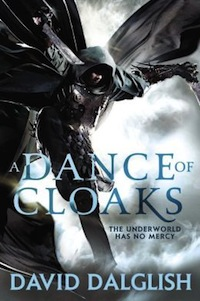 David Dalglish A dance of Cloaks