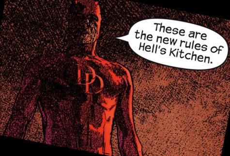 Daredevil Netflix series gritty 1970s New York feel Steven S. DeKnight Matt Murdock Charlie Cox Iron Fist Luke Cage Jessica Jones The Defenders Marvel