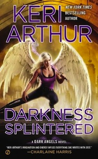 Darkness Splintered Book Cover