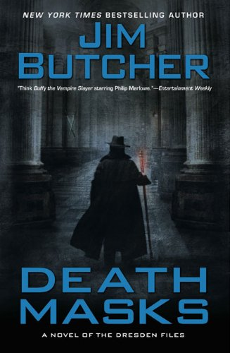 The Dresden Files Reread Book 5 Death Masks