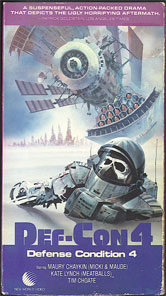 VHS Covers Def-Con 4