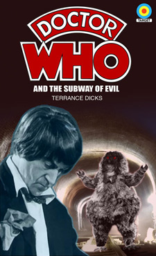 Doctor Who and the Subway of Evil by Nick Abadzis