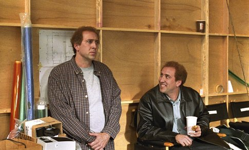 'Donald Kaufman' & 'Charlie Kaufman'