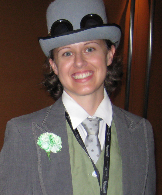 Blog Author as Dorian Gray