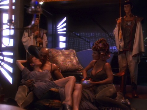 Star Trek Deep Space Nine Through the Looking Glass