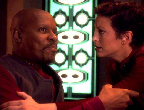 Deep Space Nine, Rapture, Sisko, Kira