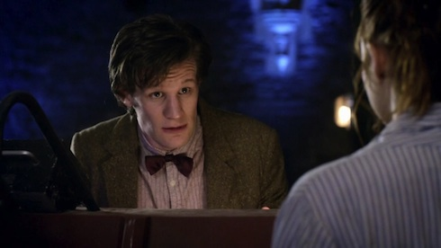 Doctor Who The Beast Below