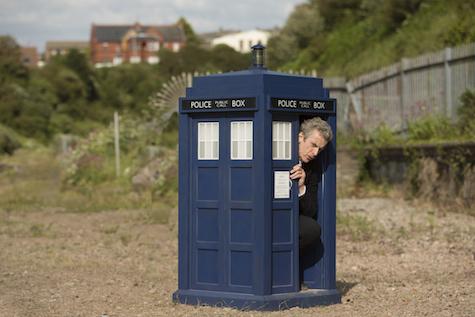 Doctor Who, Flatline