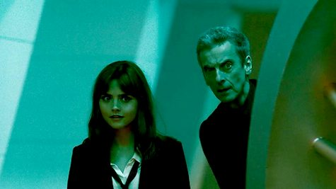 Doctor Who, Time Heist