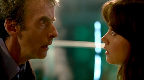 Doctor Who, The Time of the Doctor, Twelve, Clara