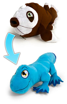 ThinkGeek Evolvems plush