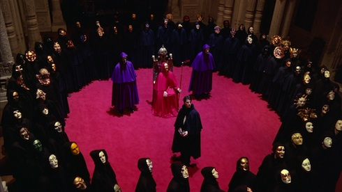 Stanley Kubrick's contributions to science fiction: Eyes Wide Shut