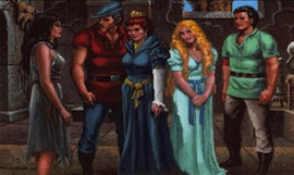 King's Quest Royal Family