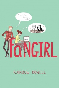 NaNoWriMo success stories Rainbow Rowell Fangirl