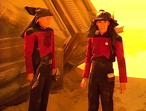 Star Trek: The Next Generation Rewatch: Final Mission