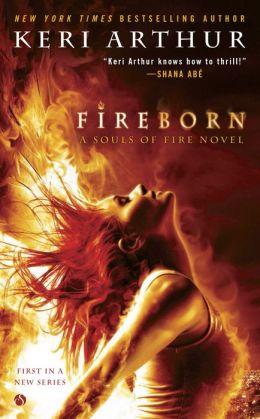 Keri Arthur Fireborn Souls of Fire
