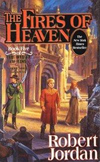 The Fires of Heaven Wheel of Time Robert Jordan Hugo Award