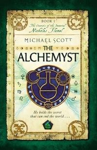 The Alchemyst Michael Scott Nicholas Flamel
