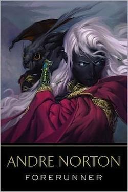 Andre Norton Forerunner Tor Books