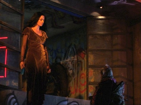 Farscape, Choices, Aeryn, Rygel