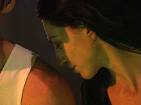 Farscape, Choices, Aeryn, Crichton