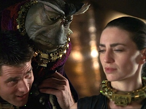 Farscape, A Clockwork Nebari