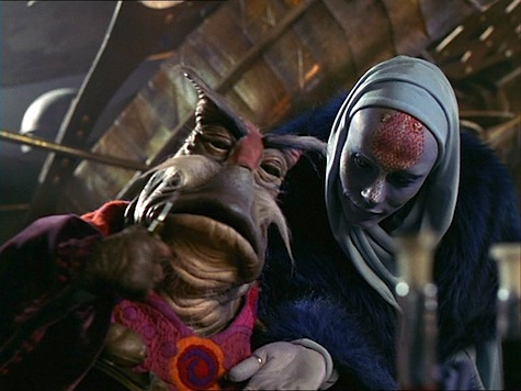 Farscape, Self Inflicted Wounds I: Could'a, Should'a, Would'a