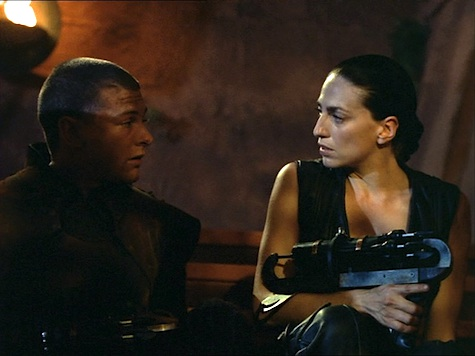 Farscape, Different Destinations, dacon, aeryn