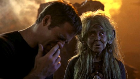 Farscape, Lava's A Many Splendored Thing, Crichton, Noranti