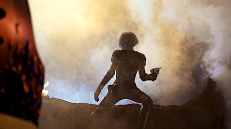 Farscape, Lava's A Many Splendored Thing, Chiana