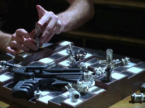 Farscape, Liars, Guns and Money III: Plan B