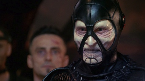 Farscape: The Peacekeeper Wars, Scorpius