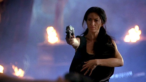 Farscape: The Peacekeeper Wars, Aeryn, Little D