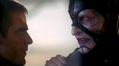 Farscape, Prayer, Crichton, Scorpius