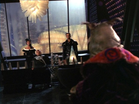 Farscape, Thanks For Sharing, Rygel