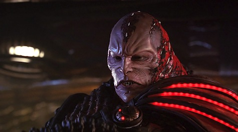 Farscape, I Shrink, Therefore I Am, Scarrans