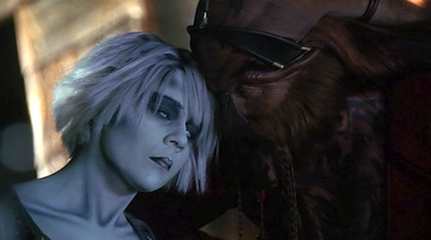 Farscape, Bad Timing, Chiana, D'Argo