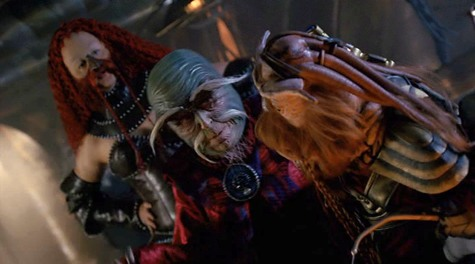 Farscape, Unrealized Realities, D'Argo/Jool, Noranti/Rygel, Rygel/D'Argo