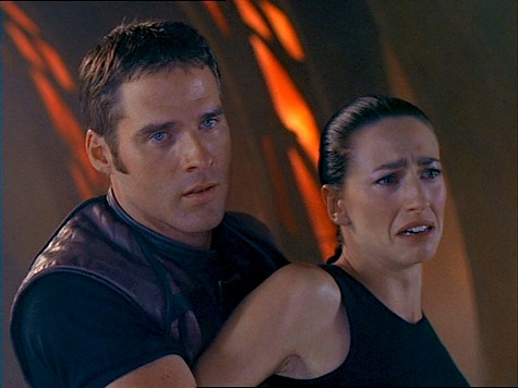 Farscape, Self-Inflicted Wounds, Wait For the Wheel, Aeryn, Crichton