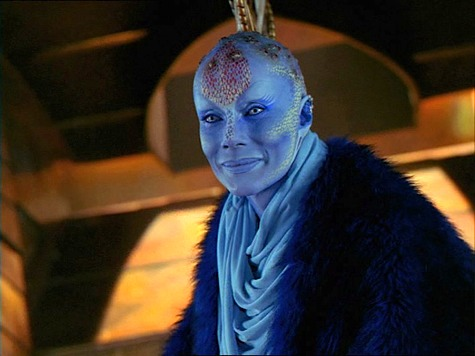 Farscape, Self-Inflicted Wounds, Wait For the Wheel, Zhan
