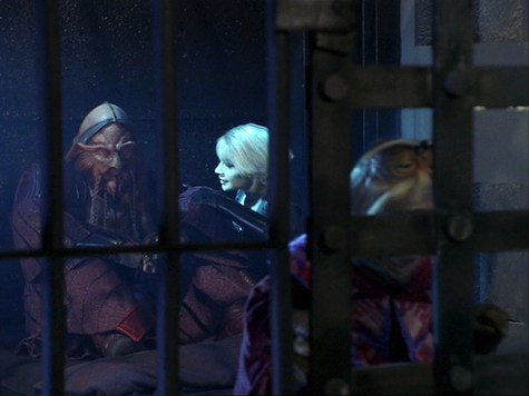 Farscape Into the Lion's Den II Wolf in Sheep's Clothing D'Argo Chiana Rygel