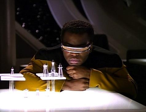 """Star Trek: The Next Generation Rewatch: """"Galaxy's Child"""