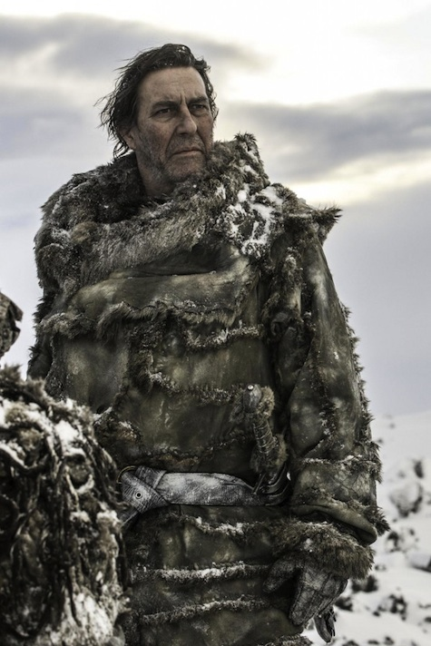 Game of Thrones season 3 Mance Rayder