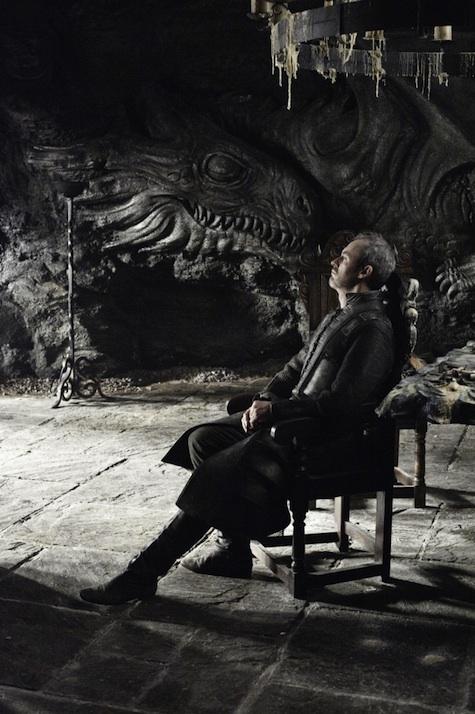 Game of Thrones season 3 Stannis