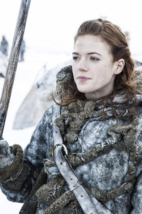 Game of Thrones season 3 Yrgitte