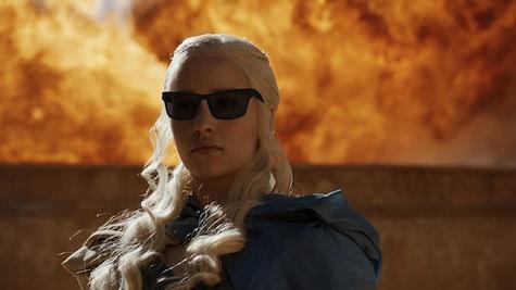 Game of Thrones Sorting Hat Daenerys