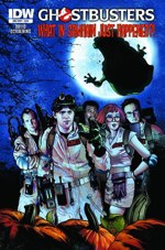 Ghostbusters: What in Samhain Just Happened?